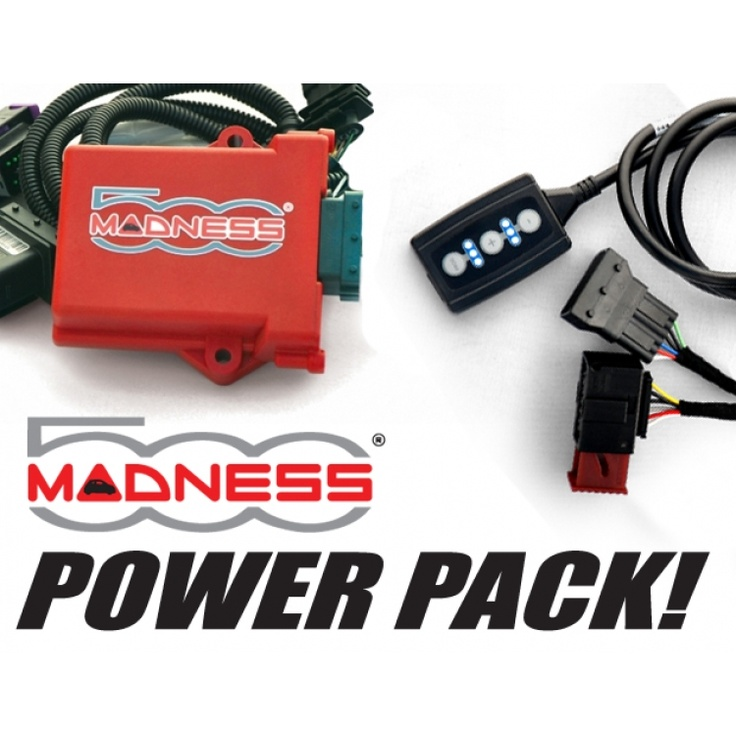FIAT 500 ABARTH MADNESS Power Pack