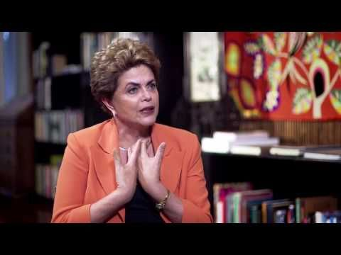 DCM na TVT - Dilma Rouseff  - parte 1