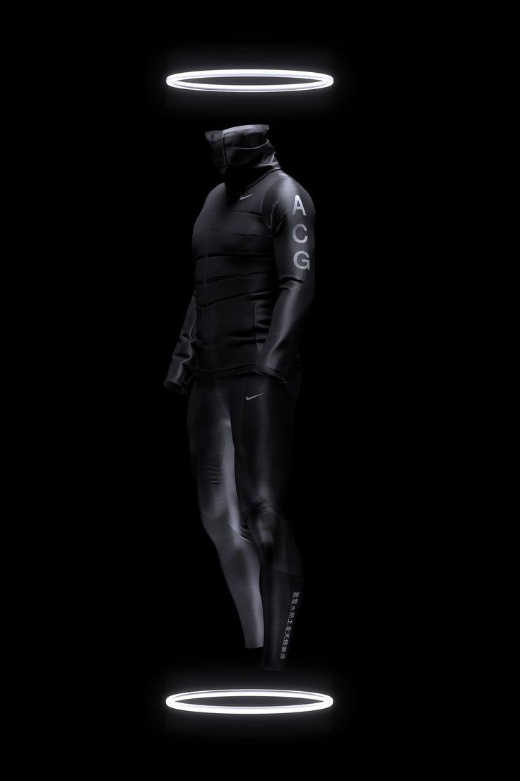 """henrycaird: """"Nike ACG Running Concept   Clement Balavoine """""""