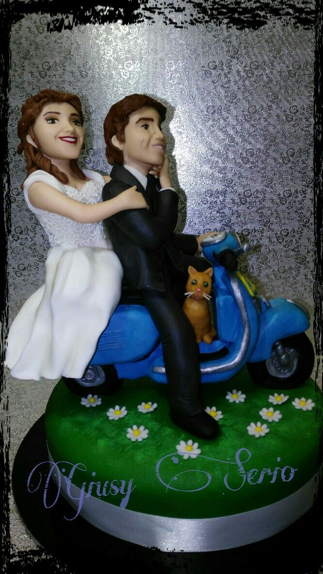 Wedding topper personalizzato in pdz
