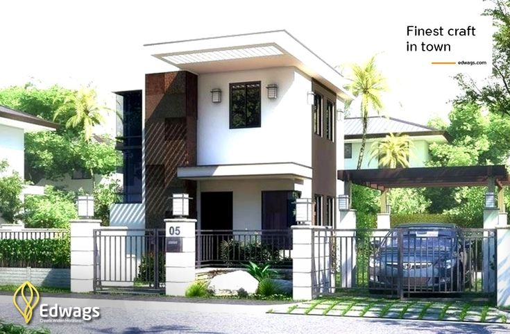 Pin By Casanda Seif On House Small House Design Philippines House Design Small House Design Exterior House design for a small lot