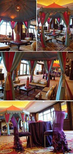 Mughal's setup!!