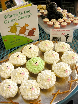 Where is the Green Sheep?- University of Cincinnati Edible Book Festival, 2012