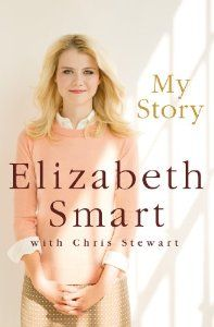 My Story: Elizabeth Smart, Chris Stewart Book's Due out October 7, 2013.