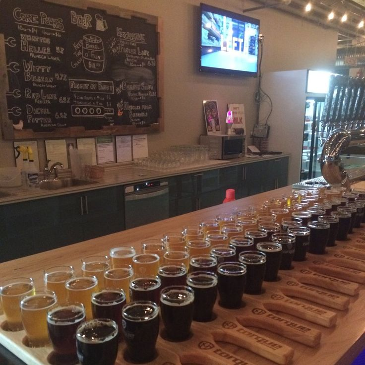 Microbrewery Tour - Brews Cruise – Winnipeg Tasting Tours