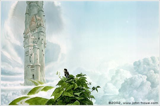 JACK AND THE BEANSTALK BY JOHN HOWE