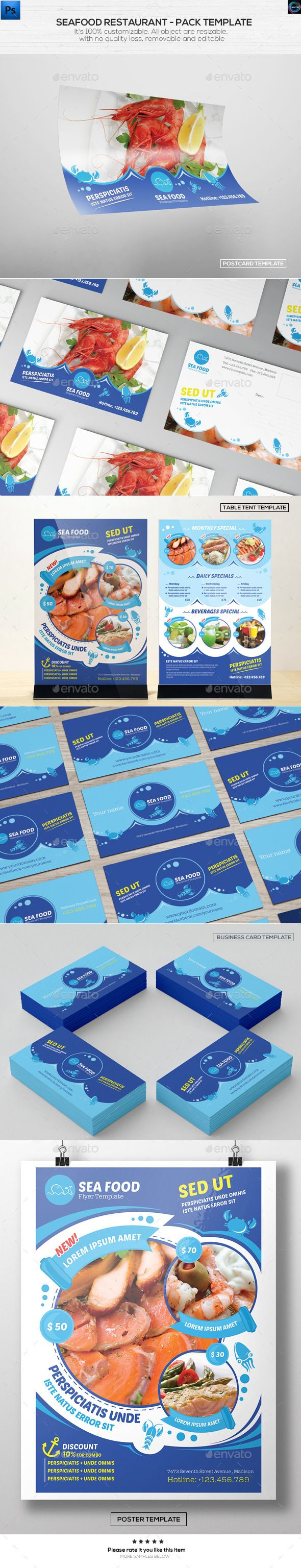 best ideas about restaurant vouchers coupon seafood restaurant pack template