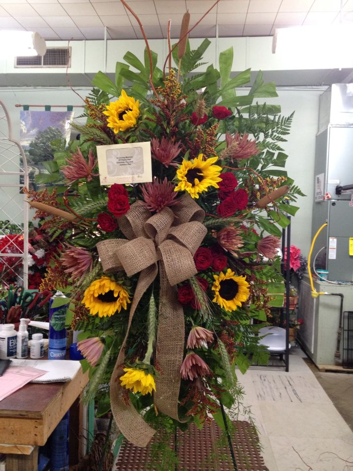 Manly Stand Collins Florist Funeral Flowers Funeral