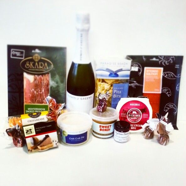 The Deluxe hamper