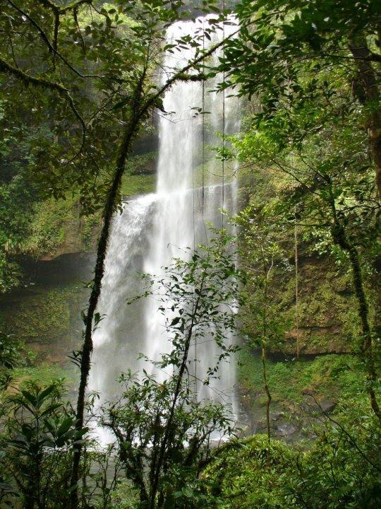 Cascada Hornoyaco - Putumayo Colombia.