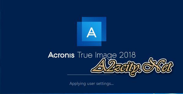 Acronis True Image 2018 Build 9207 Incl Activation