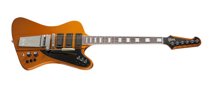 Gibson Skunk Baxter Firebird. Awesome guitar for an awesome player.