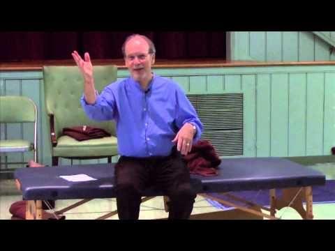 The Feldenkrais Method in Action #2: Treatment for Severe Sciatica - YouTube