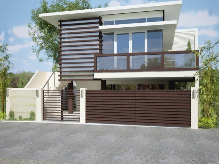 contemporary fence fences contemporary fence contemporary fence design contemporary fence - Home Fences Designs
