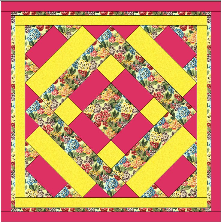 15 Best 3 Color Quilts Images On Pinterest