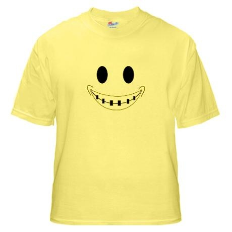 Smiley Braces: Custom T Shirts, Stuff, Personalized Gifts, Tshirts, Gift Ideas, Cafepress, Art, Poster