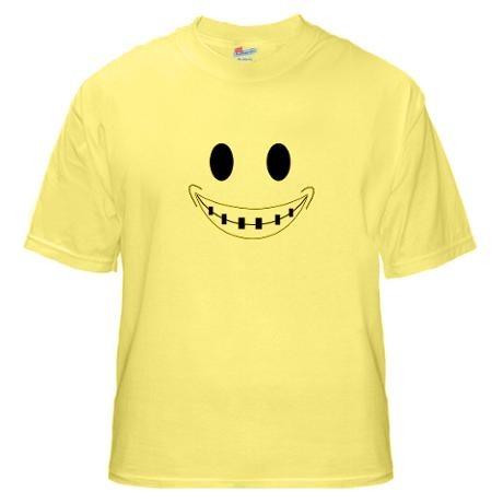 Smiley BracesGift,  T-Shirt, Cafepress Com, Picture-Black Posters, Schools,  Tees Shirts, Art, Tshirt, T Shirts