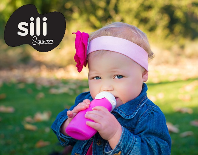 The Pink Sili Squeeze Is Available This Month For A