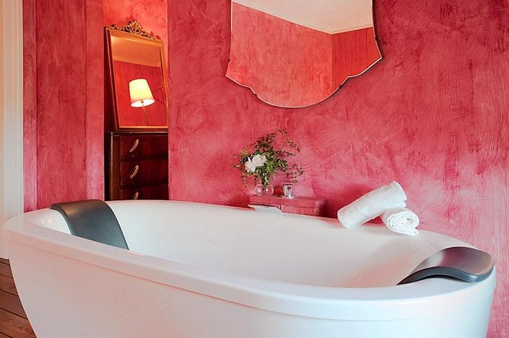 Italian interiors @ L'Isola di Rosa Relais (Cerveteri).