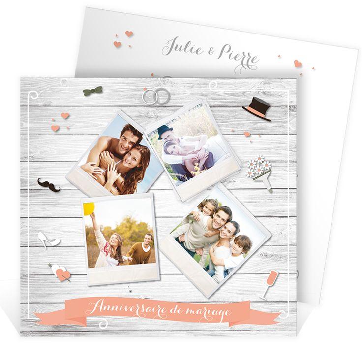 Extrêmement Carte d'invitation 30 ans de mariage – Meilleur blog de photos de  KO53