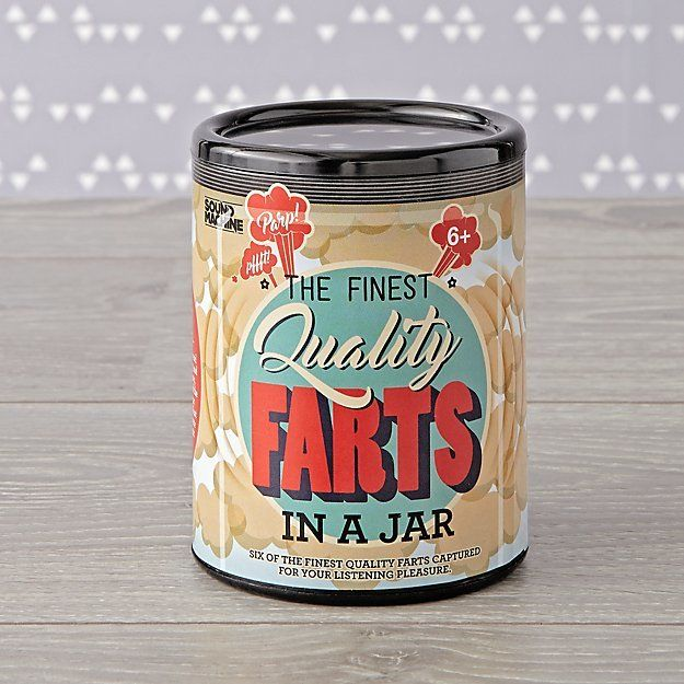 Farts in a Jar