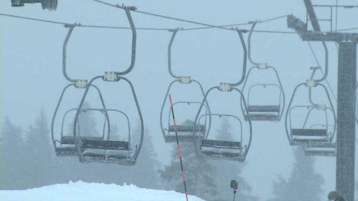 ... snow arrives on Mount Hood - KFVS12 News & Weather Cape Girardeau