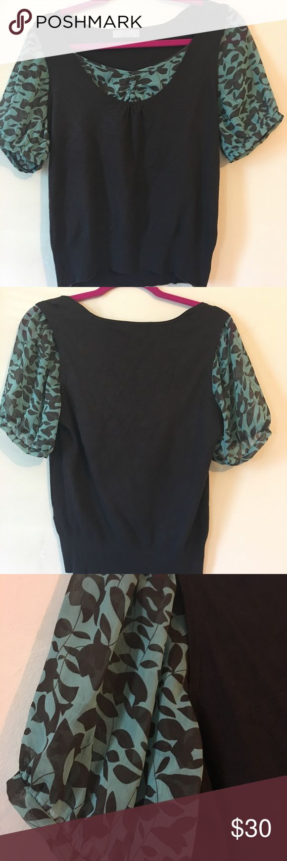 Marks and Spencer Brown Sweater Top Small Made from excellent quality material. Gently worn. Marks & Spencer Tops