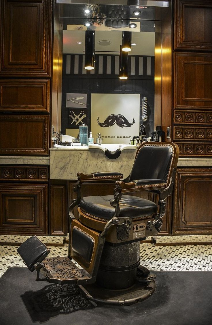 Vintage barber shop chairs - Find This Pin And More On Barber Shop Chair