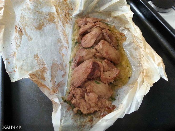 Куриная печень «Здоровье» : Вторые блюда