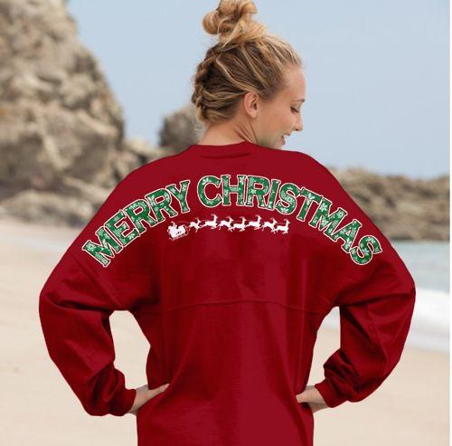 Christmas spirit jersey!!!