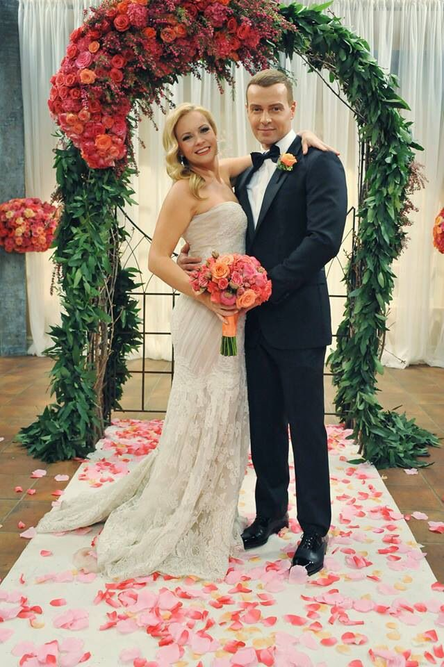 """I loved them in """"My Fake Fiancé"""" and I still love them on """"Melissa & Joey""""!"""