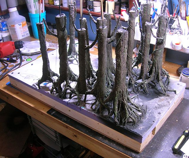 making a mangrove tree DIY - Google Search