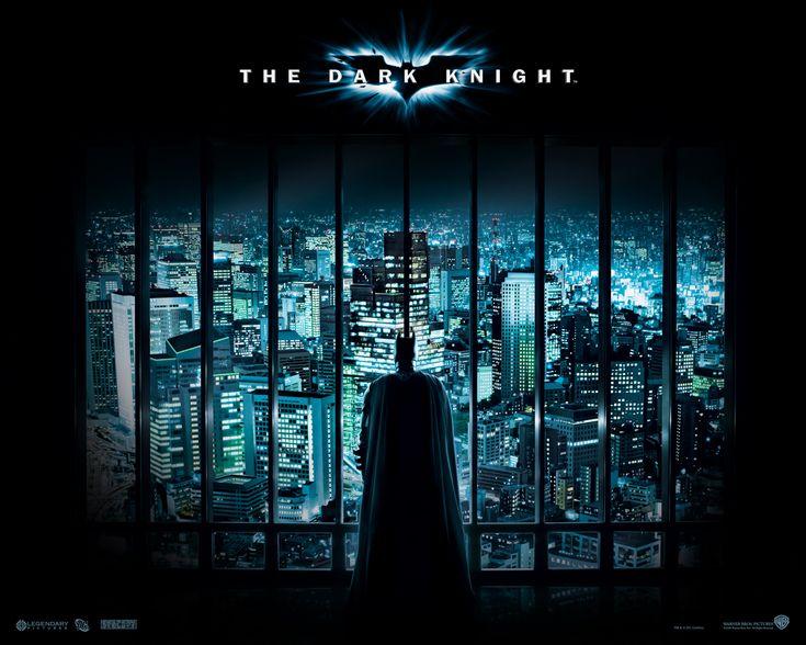 #002 Poster The Dark Knight