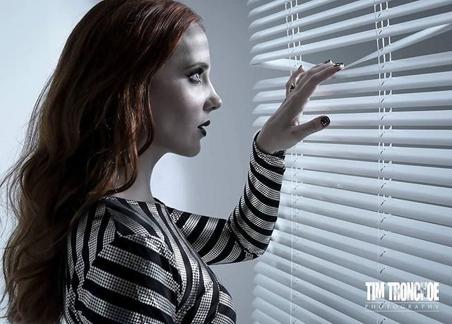 Simone Simons of EPICA Another promotional picture for the band's upcoming album…