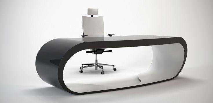 Escritorio de Diseño Goggle por Babini, Diseñadores Danny Venlet