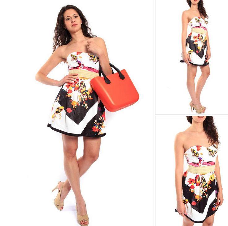 dress rinascimento fantasy with o'bag fullspot