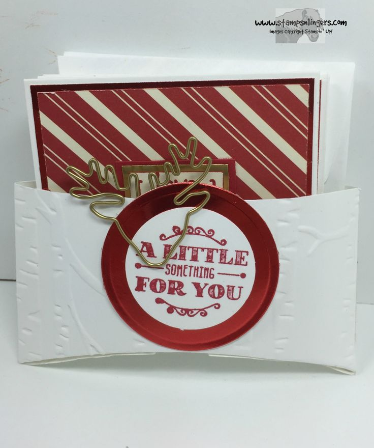Christmas Card Photo Holder