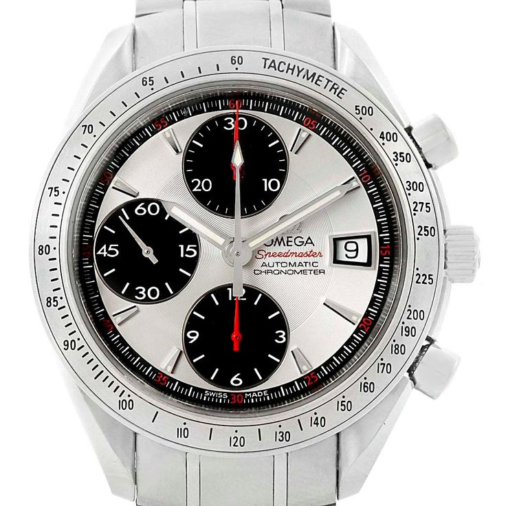 Omega Speedmaster Day Date 40M Mens Watch 3211.31.00 Box Papers