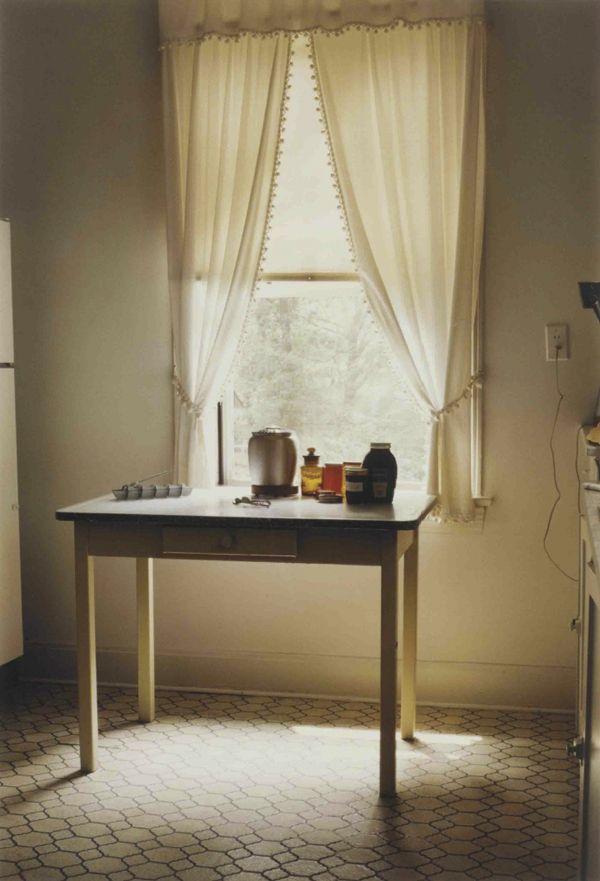 William Eggleston, Eudora Welty's Kitchen, 1983. Thank you awritersruminations.