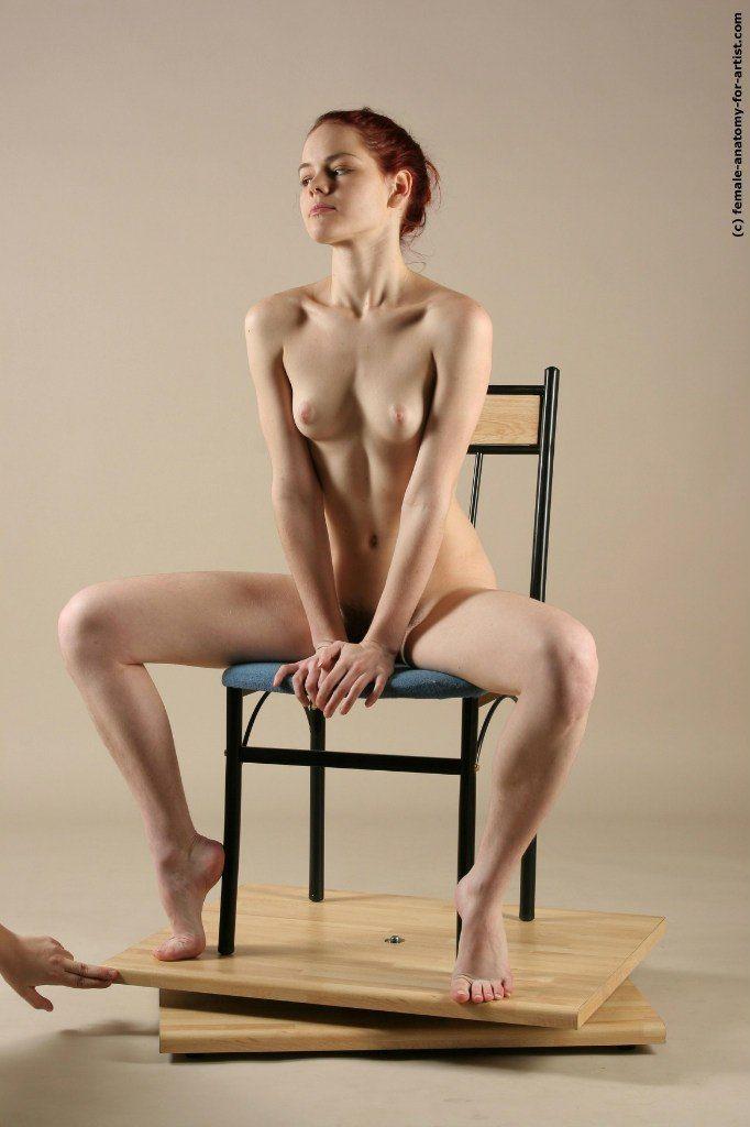 Naguib_naguib naked stool take caire