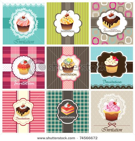 7 best Business card images on Pinterest Bakery business cards - best of invitation card vector art
