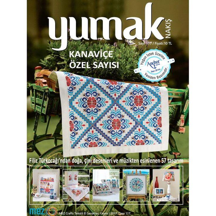 anchor yumak, anchor kanaviçe dergisi  #anchor #capa #yumak #butik #goblen #etamin #kanavice #kanevice #filizturkocagi  www.goblenci.com