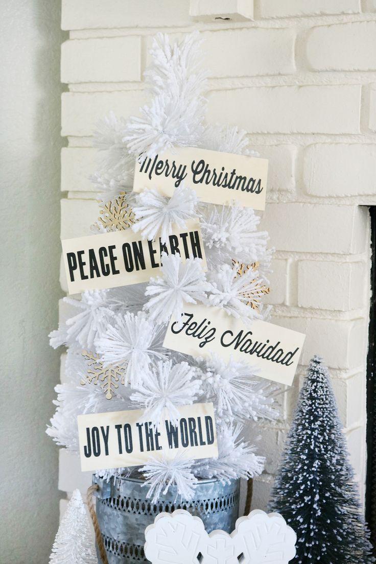 Hair stylist christmas ornaments - Diy Wood Christmas Ornaments