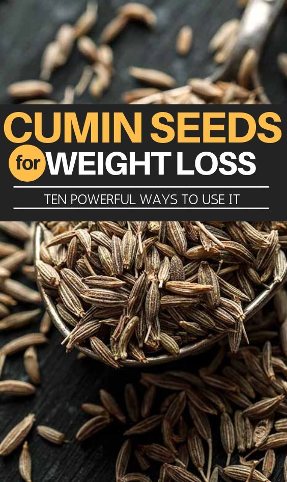 Shocking Benefits Of Cumin Seeds For Weight Loss Losing Weight