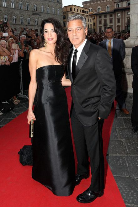 What Will George Clooney bride-to-be Amal Alamuddin Wear on Her Wedding Day?