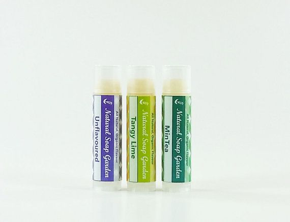 Check out this item in my Etsy shop https://www.etsy.com/ca/listing/262285616/3-lip-balm-set-natural-beeswax