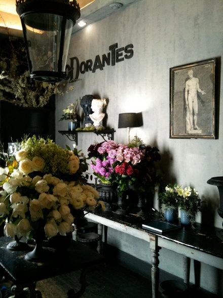 Odorantes, flower shop Paris
