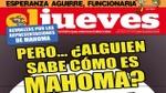 Revista satírica española juega con la imagen de Mahoma – RT
