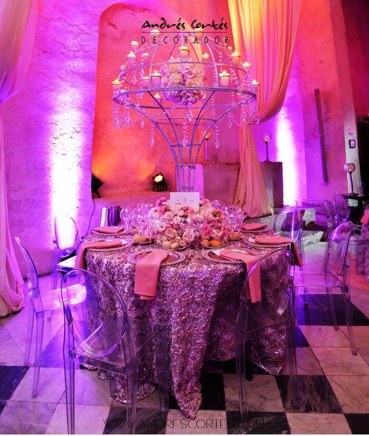 #andrescortes #Bodas #Centrosdemesas #WeddingIdeas #Flowers