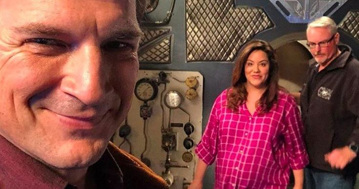 Nathan Fillion Will Return as Firefly's Captain Mal in American Housewife -- Firefly star Nathan Fillion is set to reprise his role as Captain Mal on ABC's American Housewife. -- http://tvweb.com/firefly-american-housewife-crossover-nathan-fillion-captain-mal/